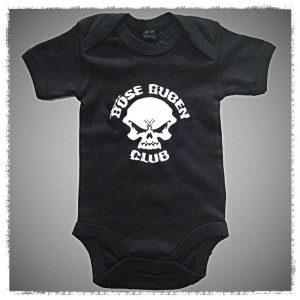 Strampler / Böse Buben Club / Baby Body / CrimeCulture Online Shop