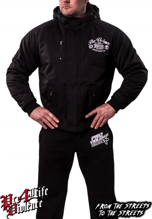 Pro Violence Winterjacke Boxing Club