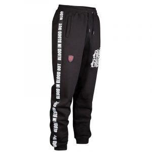Blood in Blood out, Black Stripe Sweat Pant Herren Jogger