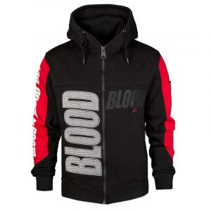 Clean Blood Zip Hoodie Blood in Blood out