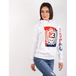 "Label 23, Hoodie, Pulli, Damen Sweater –  ""LBL23"" CrimeCulture Streetwear"